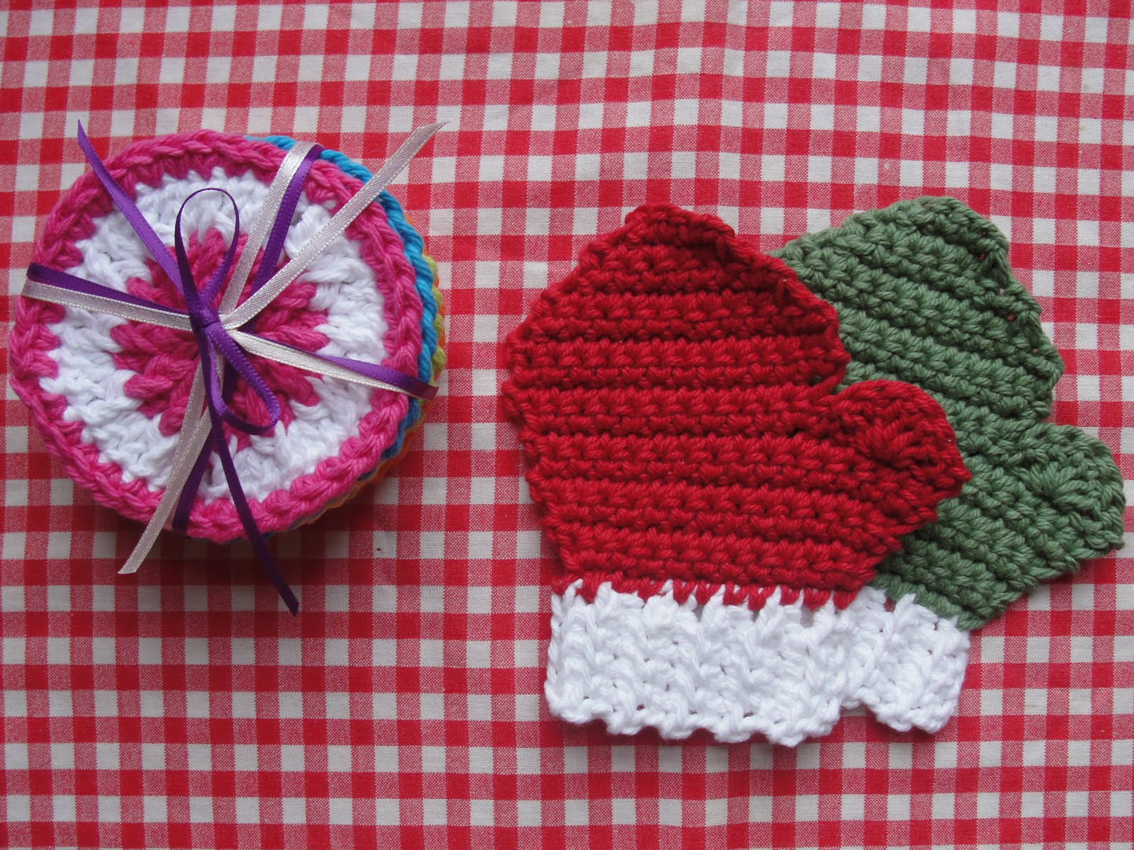 Crochet Patterns Only Spiral Scrubbie : TAWASHI CROCHET PATTERNS - Easy Crochet Patterns