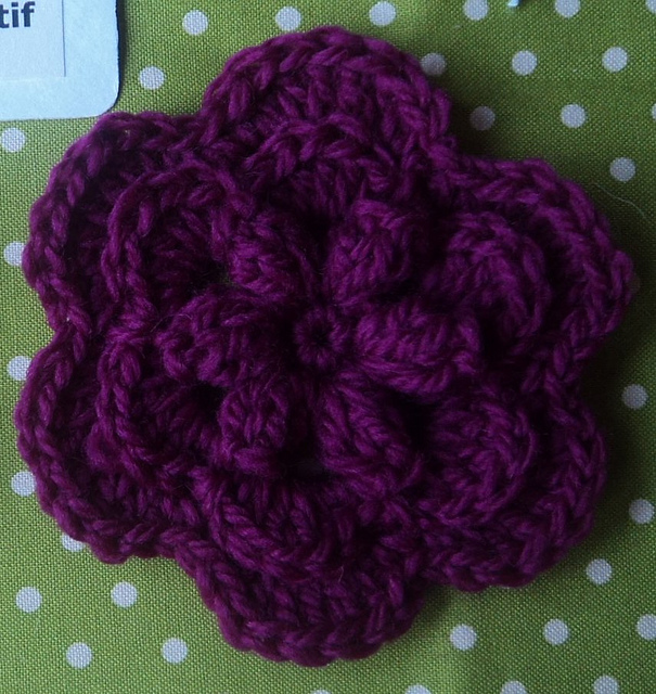 Each crochet stitch pattern is accompanied by beautiful full color ...