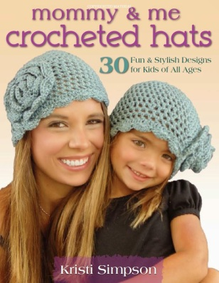 http://www.amazon.com/Mommy-Me-Crocheted-Hats-Stylish/dp/081171327X